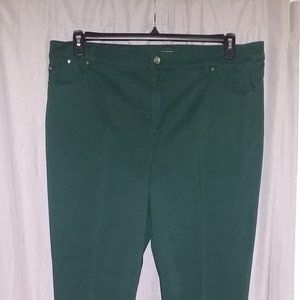 Fabulous Green Jeggings!!!